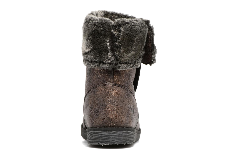 Bottines et boots Mod8 Altecia Marron vue droite