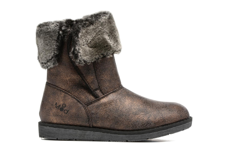 Bottines et boots Mod8 Altecia Marron vue derrière