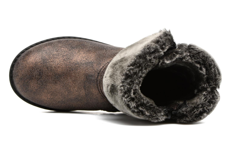 Bottines et boots Mod8 Altecia Marron vue gauche