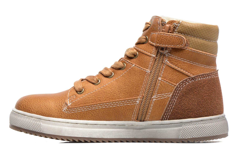 Sneaker Mod8 Hyep braun ansicht von vorne