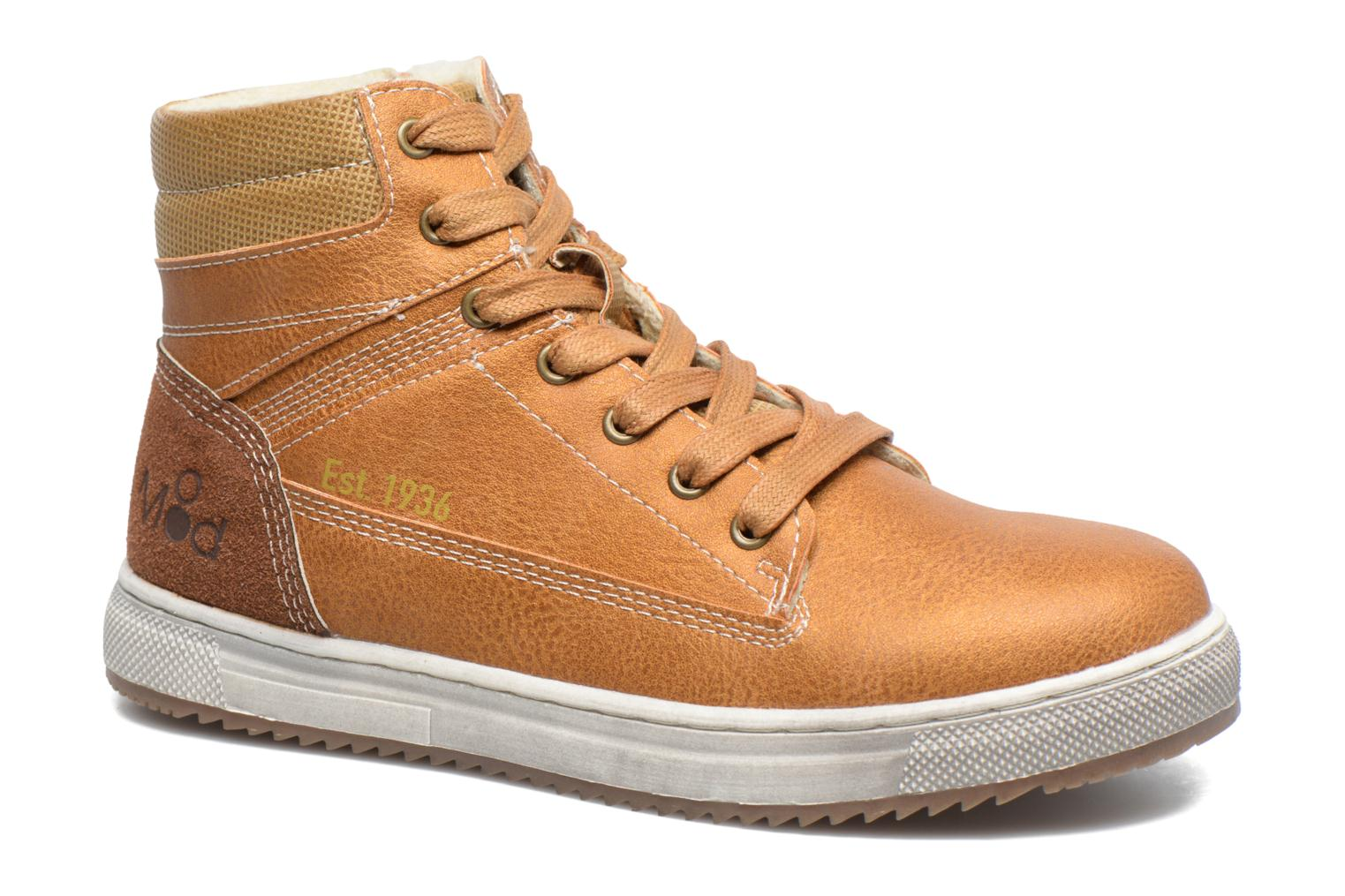 Trainers Mod8 Hyep Brown detailed view/ Pair view