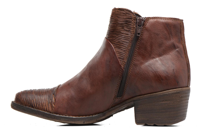 Bottines et boots Khrio Belal Marron vue face
