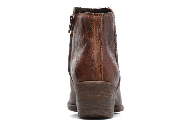 Bottines et boots Khrio Belal Marron vue droite