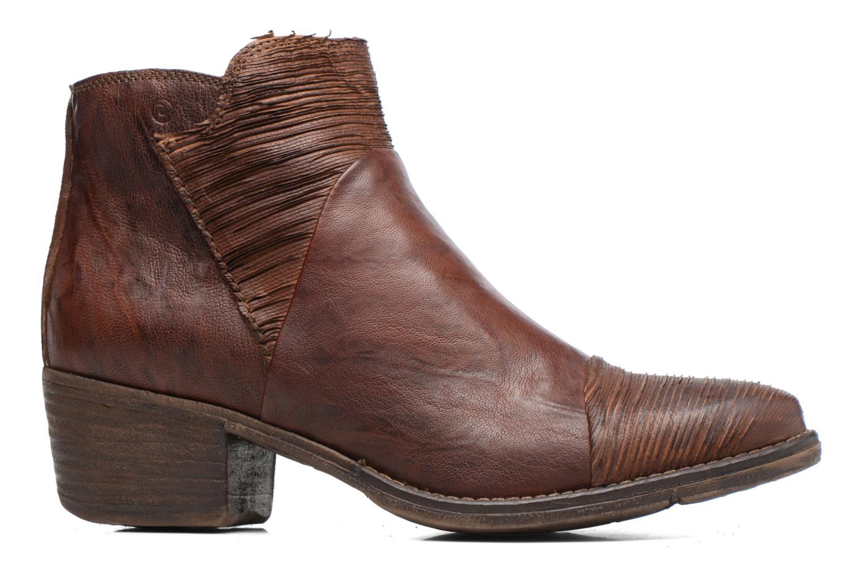 Bottines et boots Khrio Belal Marron vue derrière