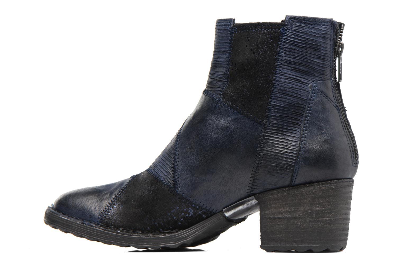 Boots en enkellaarsjes Khrio Galmae Blauw voorkant