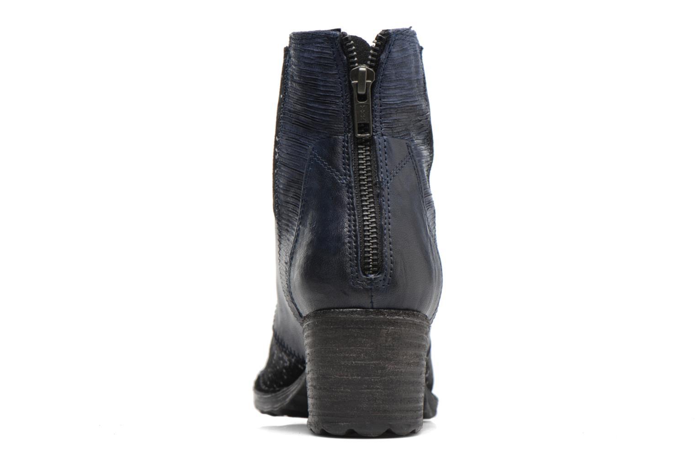 Bottines et boots Khrio Galmae Bleu vue droite