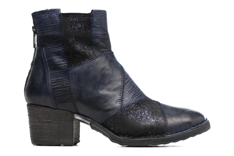 Boots en enkellaarsjes Khrio Galmae Blauw achterkant