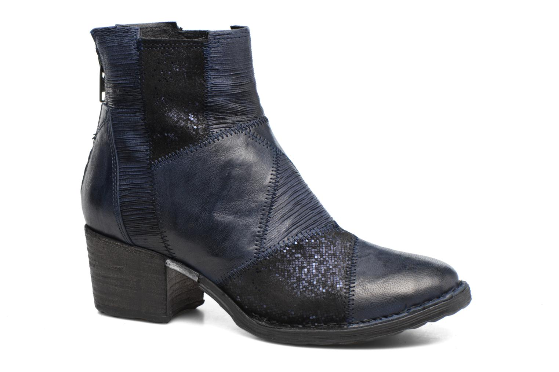 Boots en enkellaarsjes Khrio Galmae Blauw detail
