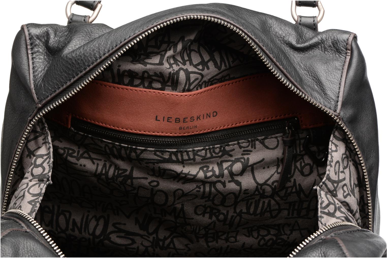 Handtassen Liebeskind Berlin Mesa Porté épaule Zwart achterkant