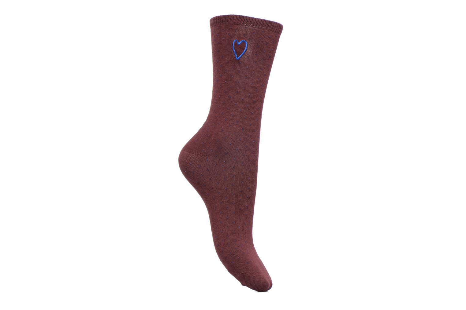 Chaussettes Angie Embroidey PROY-NBLA