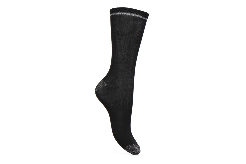Sokken en panty's Pieces Chaussettes Cava Zwart detail