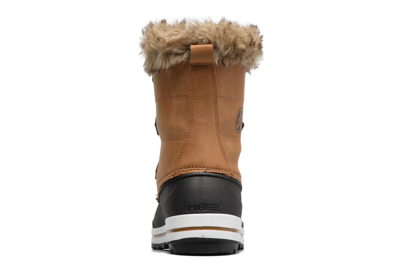 Chaussures de sport Kimberfeel Adriana 2 Marron vue droite