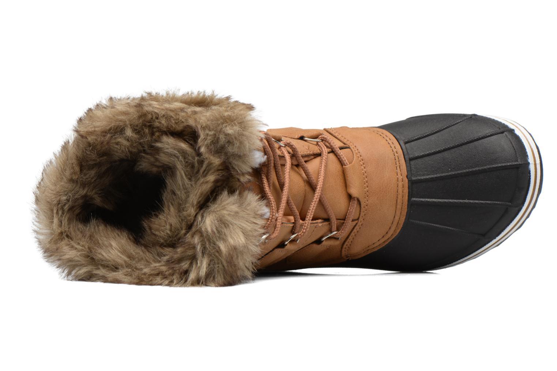 Chaussures de sport Kimberfeel Adriana 2 Marron vue gauche