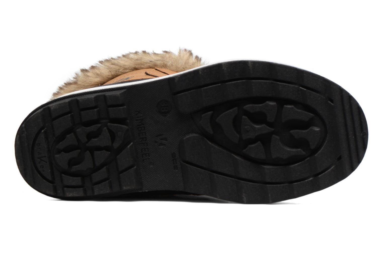 Chaussures de sport Kimberfeel Adriana 2 Marron vue haut
