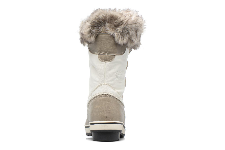 Chaussures de sport Kimberfeel Aponi Blanc vue droite