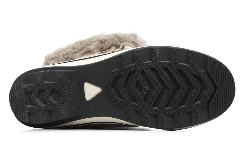 Chaussures de sport Kimberfeel Aponi Blanc vue haut