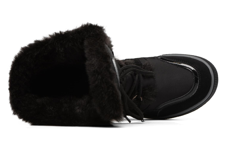 Chaussures de sport Kimberfeel Paloma Noir vue gauche