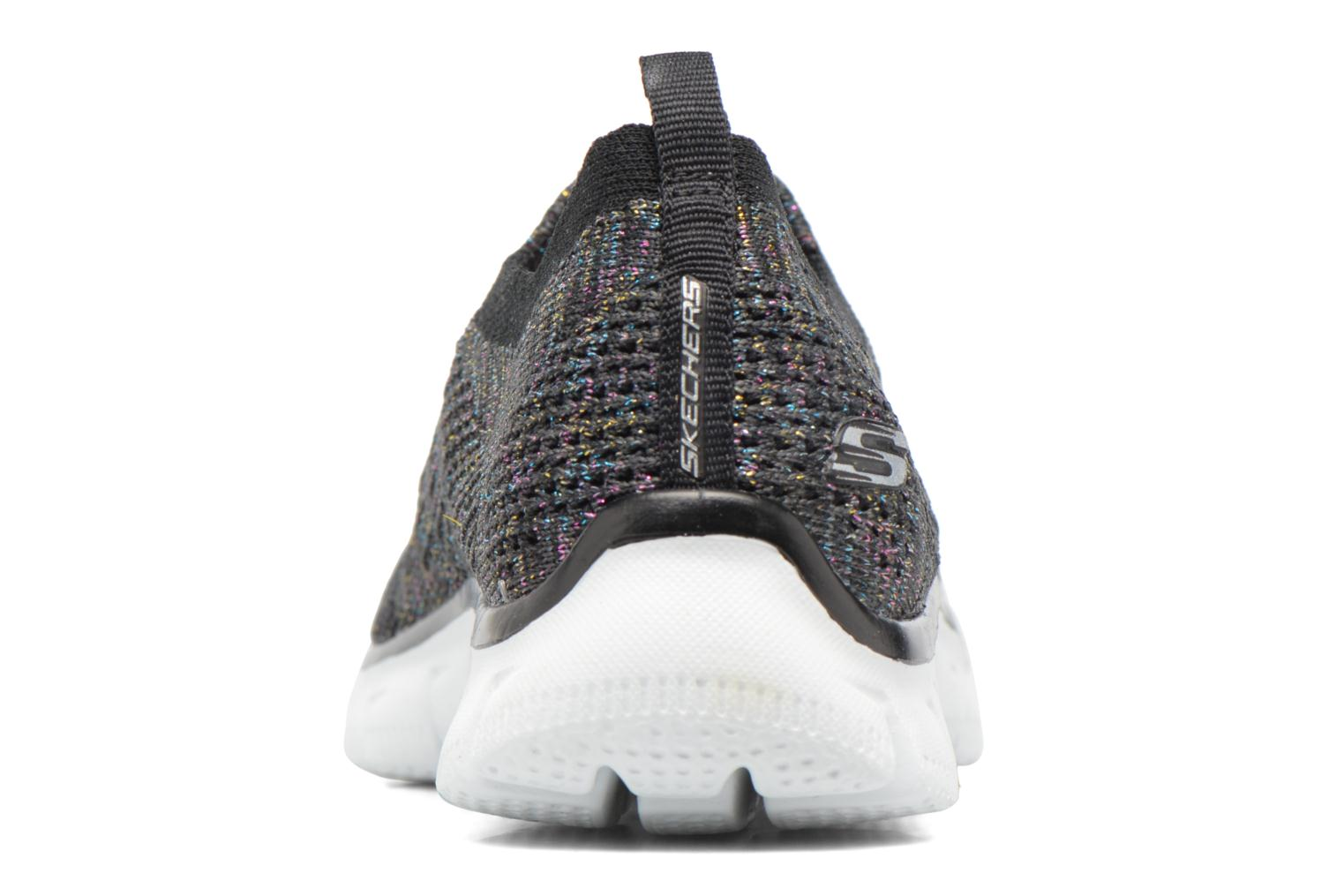 Trainers Skechers Empire round up Black view from the right