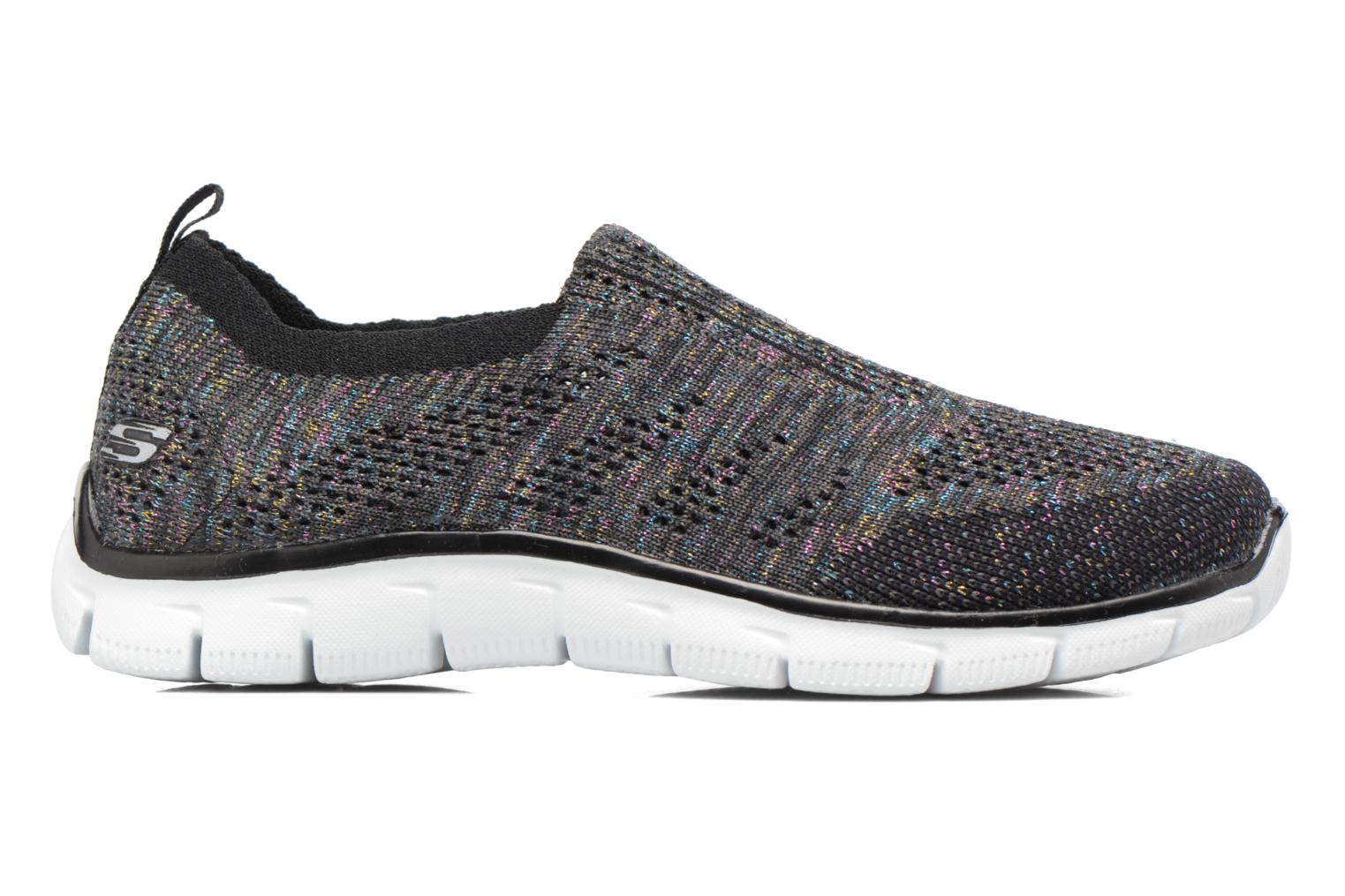 Trainers Skechers Empire round up Black back view