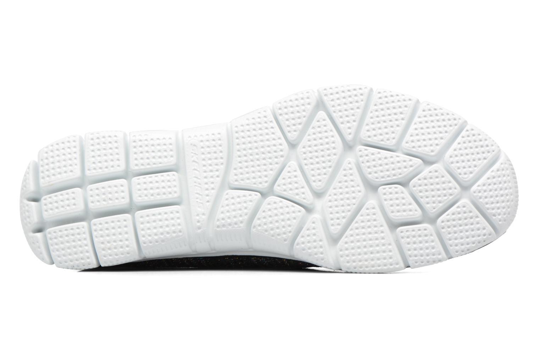Sneaker Skechers Empire round up schwarz ansicht von oben