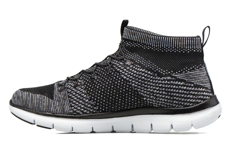 Zapatillas de deporte Skechers Flex Appeal 2.0 Hourglass Negro vista de frente