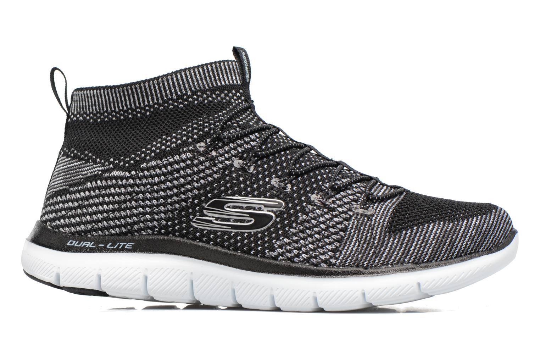 Zapatillas de deporte Skechers Flex Appeal 2.0 Hourglass Negro vistra trasera