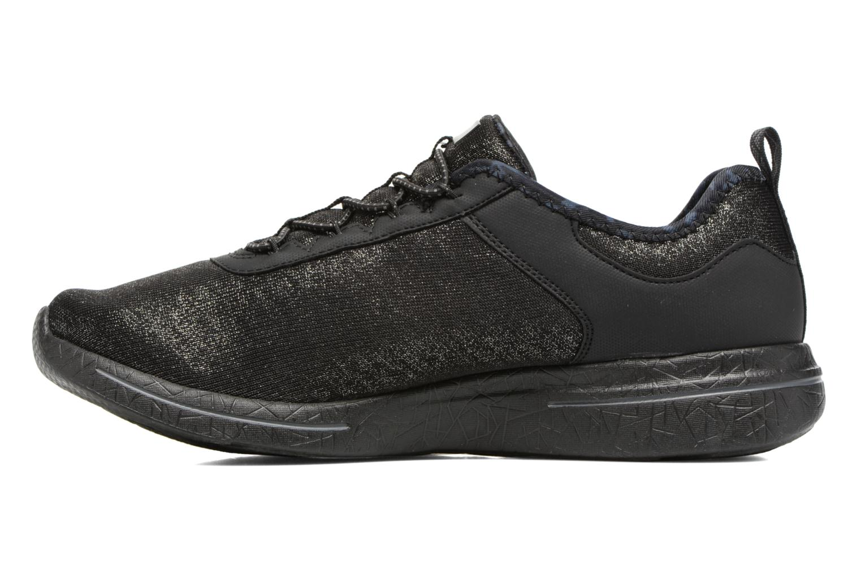 Zapatillas de deporte Skechers Burst 2.0 Sunny Side Negro vista de frente