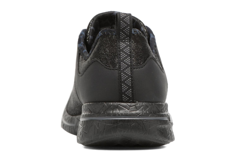 Chaussures de sport Skechers Burst 2.0 Sunny Side Noir vue droite