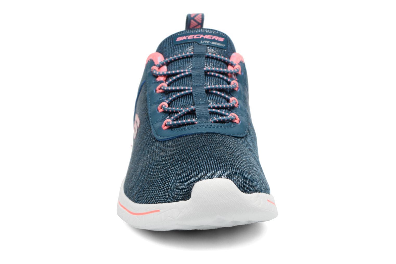 Sport shoes Skechers Burst 2.0 Sunny Side Blue model view