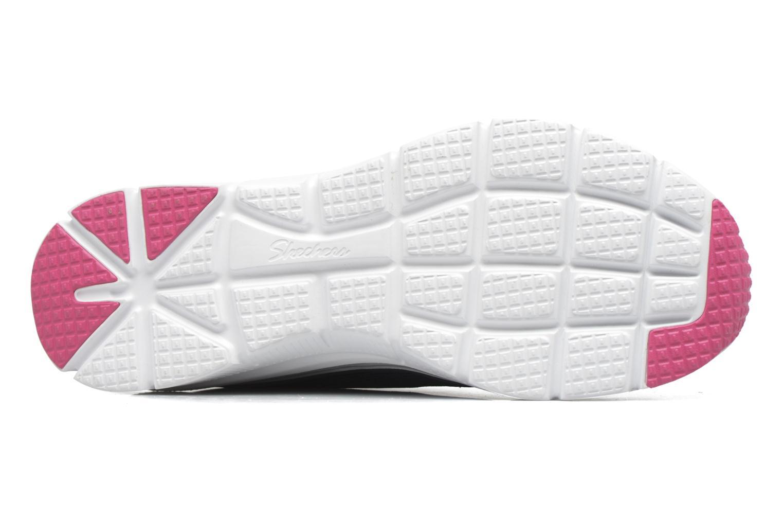 Zapatillas de deporte Skechers Fashion Fit Statement Piece Azul vista de arriba