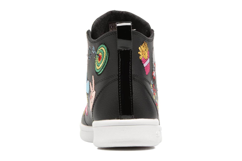 Sneakers Skechers Omne So L.A. Zwart rechts