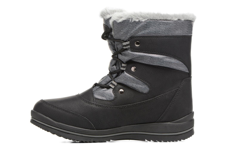 Chaussures de sport Skechers Colorado Castle Rock Noir vue face