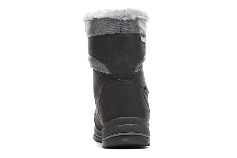 Chaussures de sport Skechers Colorado Castle Rock Noir vue droite