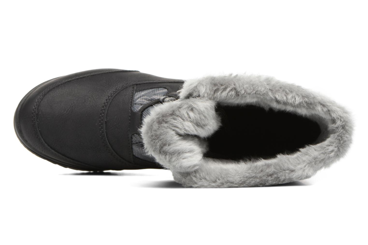 Chaussures de sport Skechers Colorado Castle Rock Noir vue gauche