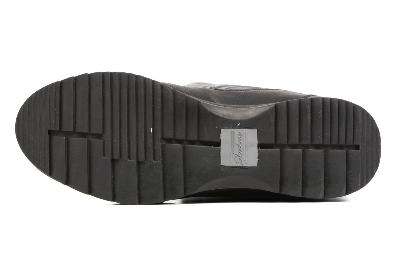 Chaussures de sport Skechers Colorado Castle Rock Noir vue haut