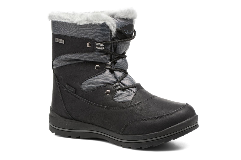 Chaussures de sport Skechers Colorado Castle Rock Noir vue détail/paire