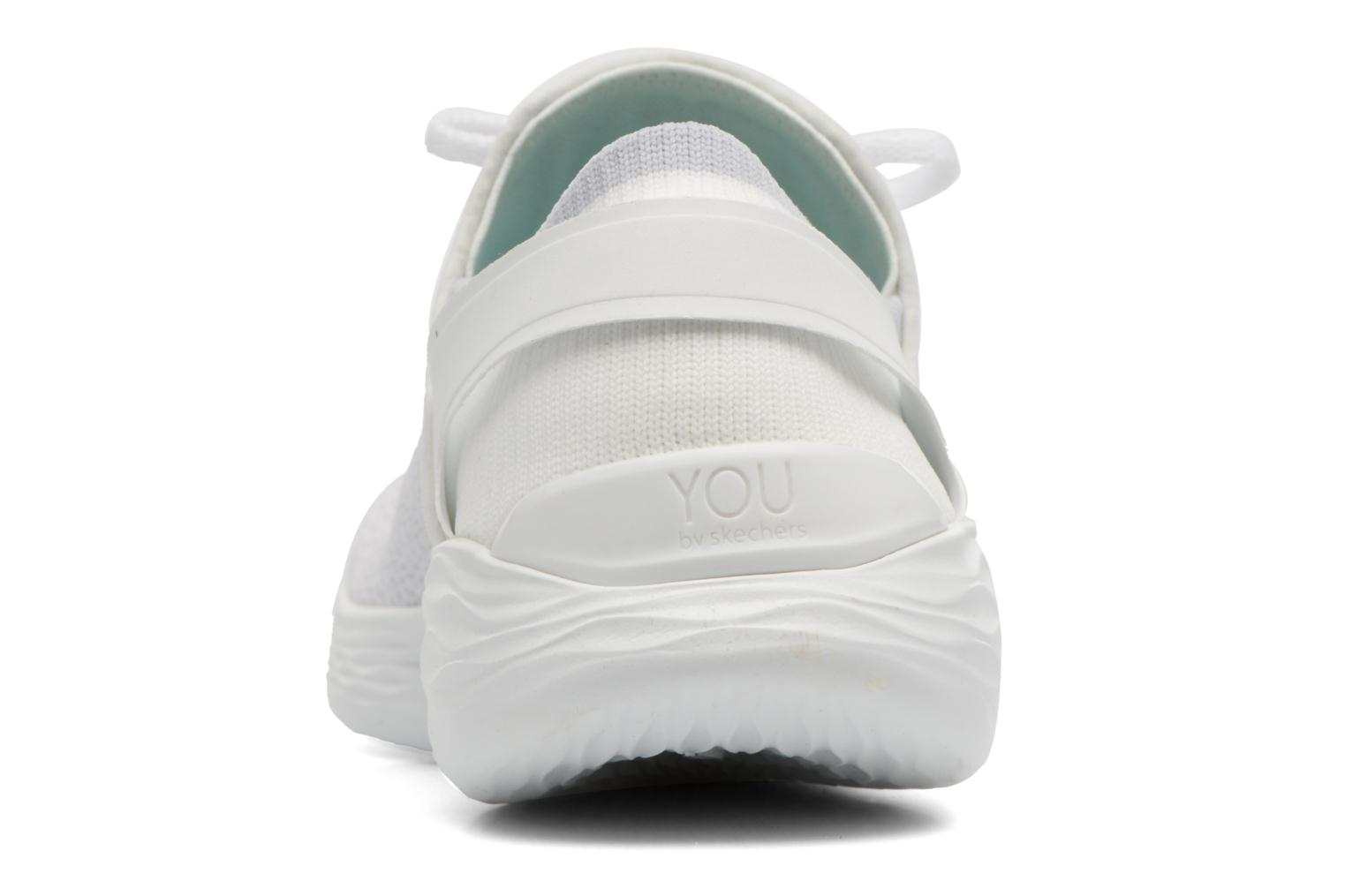Sport shoes Skechers You Inspire White view from the right