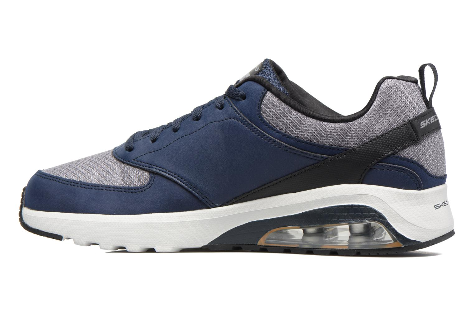 Trainers Skechers Skech-Air Extreme Emmerik Blue front view