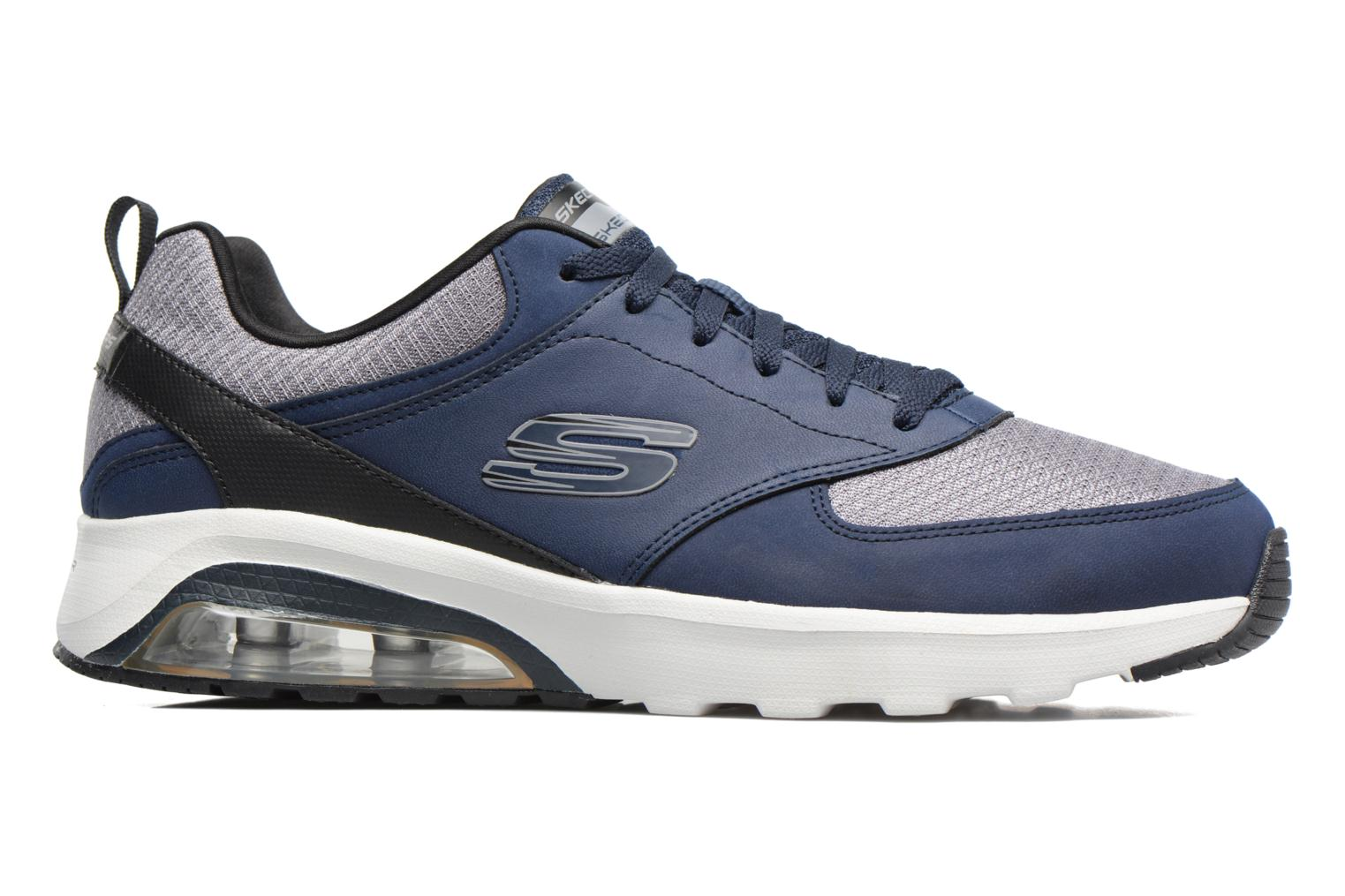 Trainers Skechers Skech-Air Extreme Emmerik Blue back view