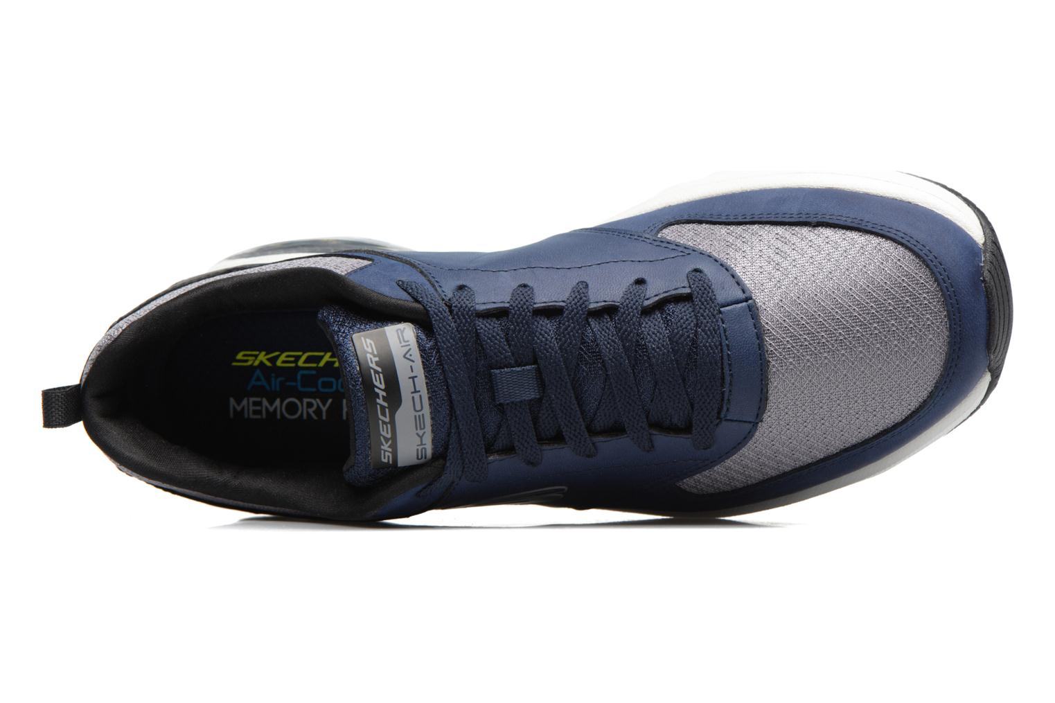 Trainers Skechers Skech-Air Extreme Emmerik Blue view from the left