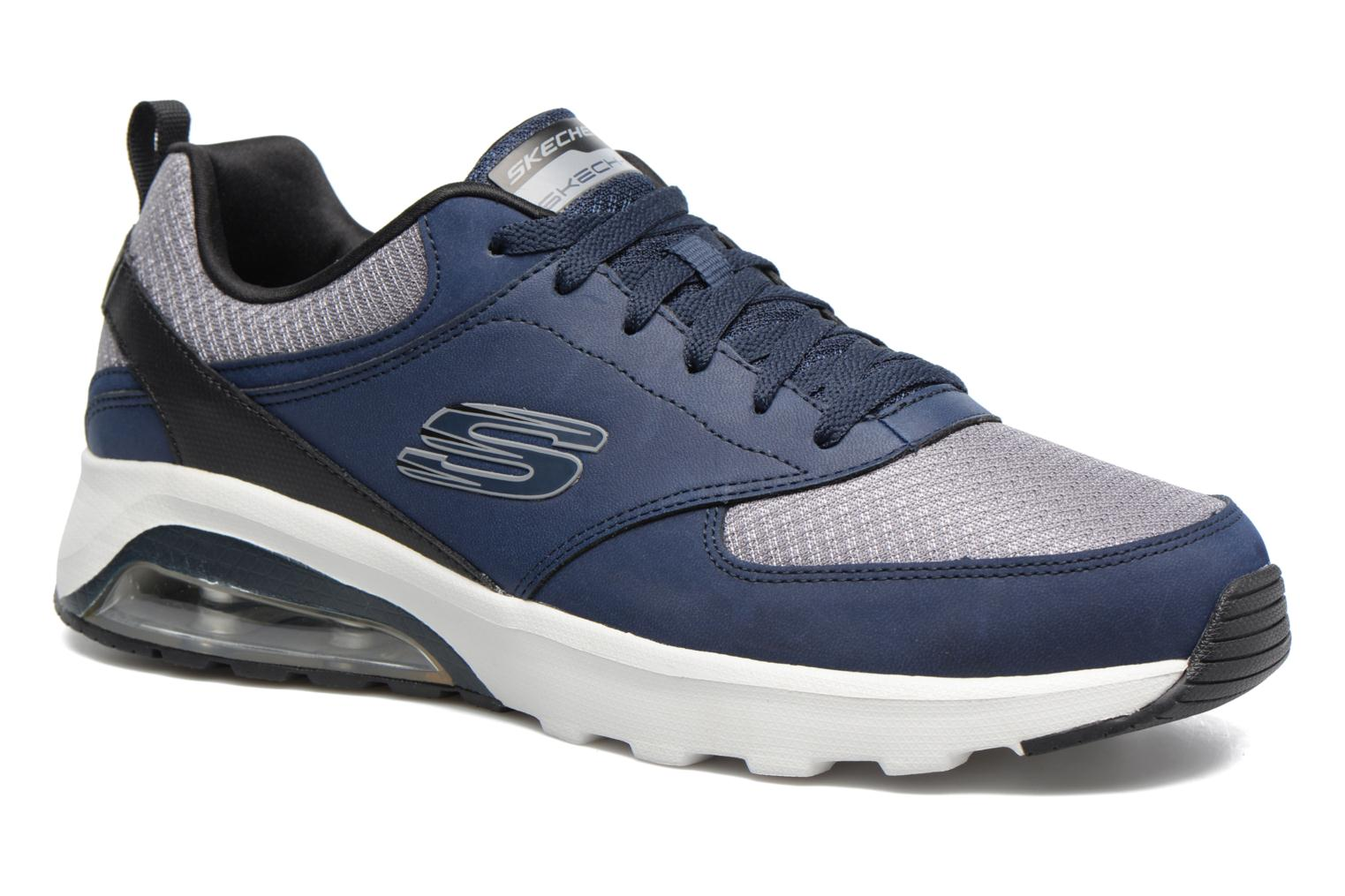 Trainers Skechers Skech-Air Extreme Emmerik Blue detailed view/ Pair view