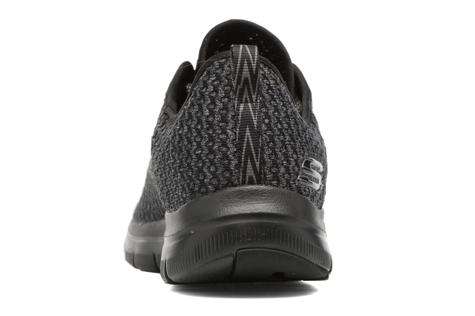 Sport shoes Skechers Flex Advantage 2.0 Cravy Grey view from the right