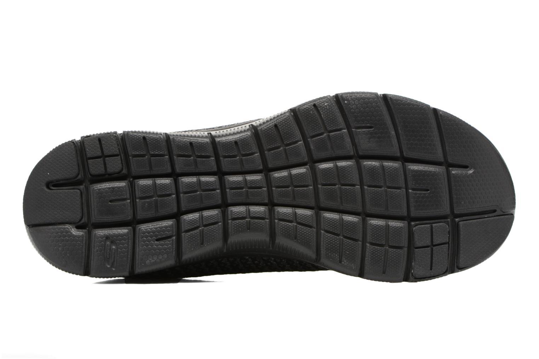 Sport shoes Skechers Flex Advantage 2.0 Cravy Grey view from above