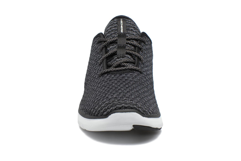 Chaussures de sport Skechers Flex Advantage 2.0 Cravy Gris vue portées chaussures