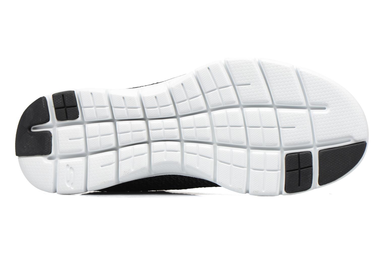 Sportschuhe Skechers Flex Advantage 2.0 Cravy grau ansicht von oben