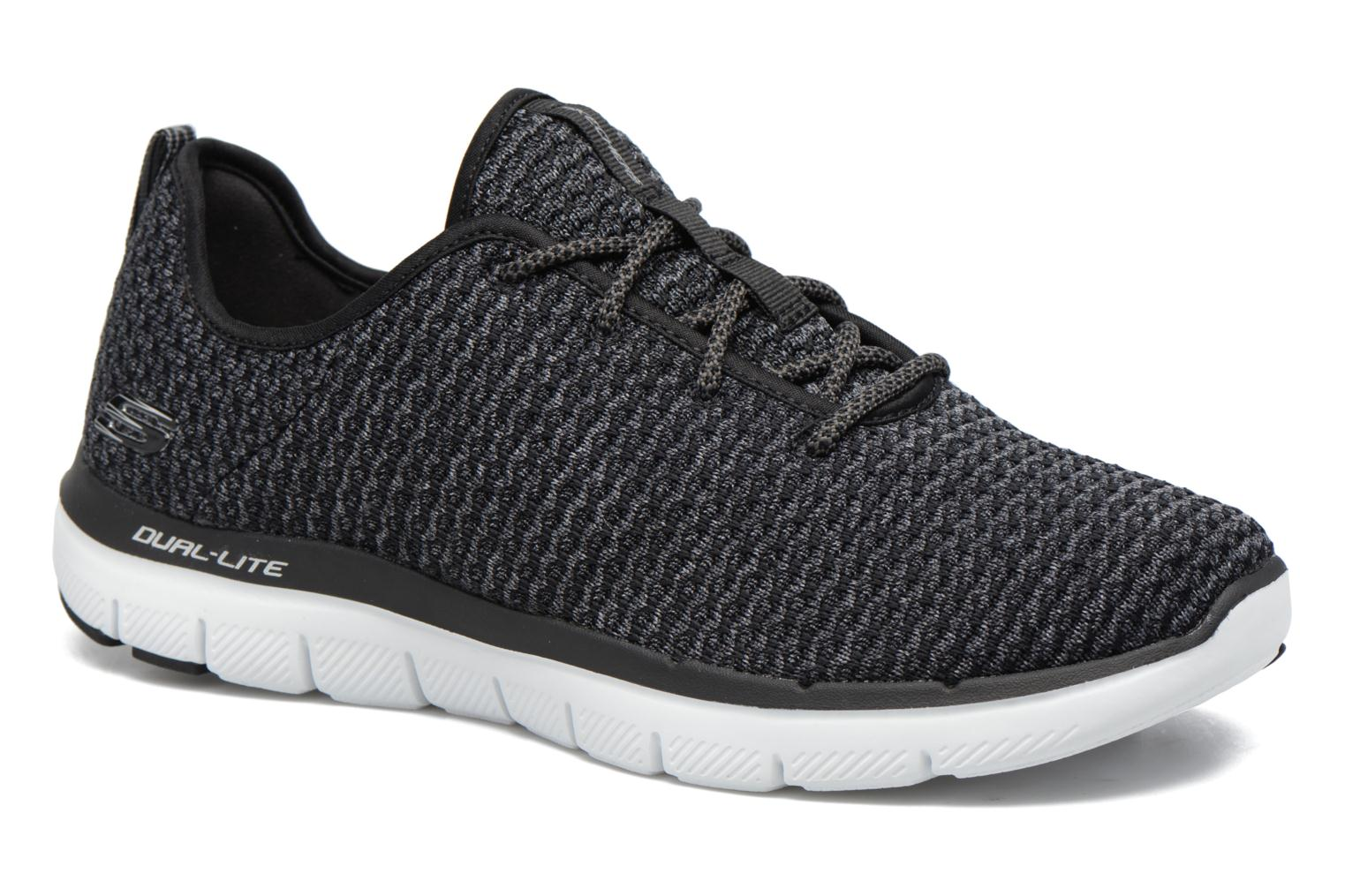 Sportschoenen Skechers Flex Advantage 2.0 Cravy Grijs detail