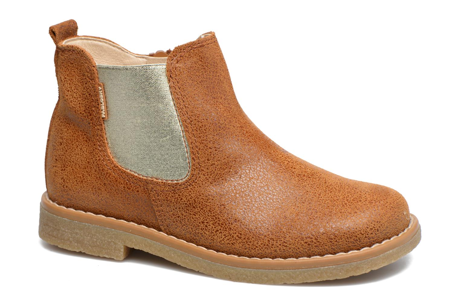 Ankle boots Pablosky Carla Brown detailed view/ Pair view