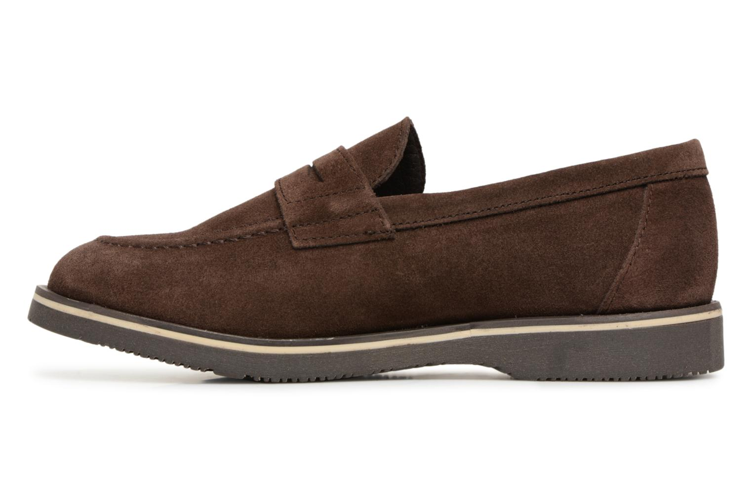 Mocassins Pablosky Anielo Bruin voorkant