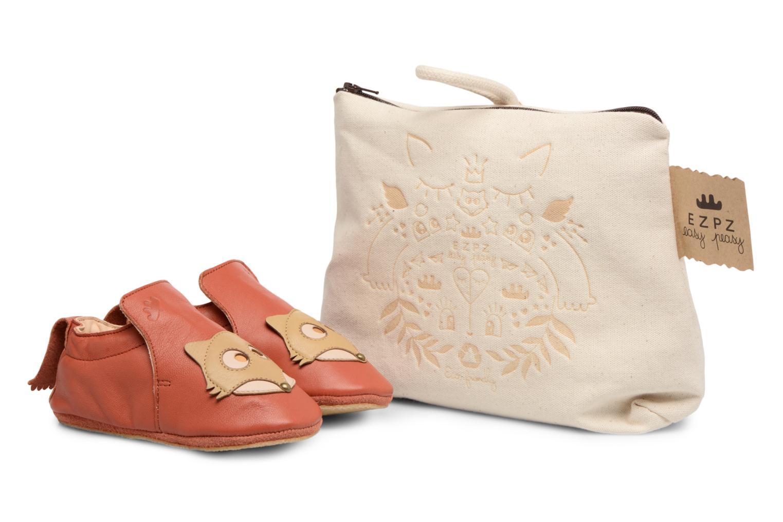 Zapatos naranjas Easy Peasy para mujer NLUba