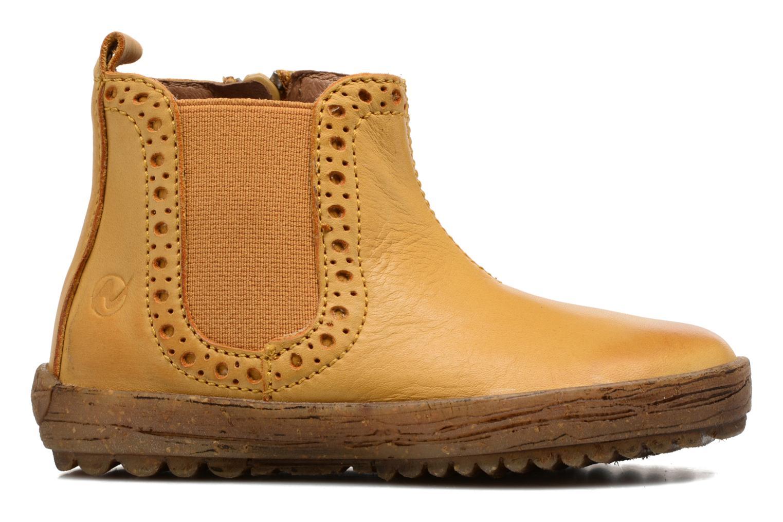 Bottines et boots Naturino Storm Jaune vue derrière